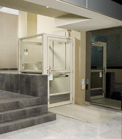 Vertical Platform Lifts, Accessibility Lifts, Commercial